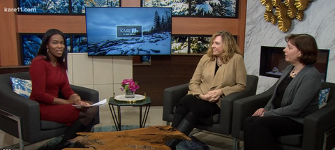 Kare 11, 2/26/19:  Sandwich Generation: Baby Boomers Transition from Career Jobs to Meaningful Engagement
